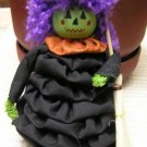 Witch YoYO doll