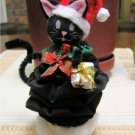 Christmas yoyo cat doll pattern ebook