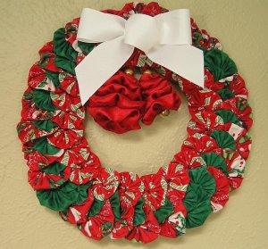 Christmas Wreath YOYO Ebook