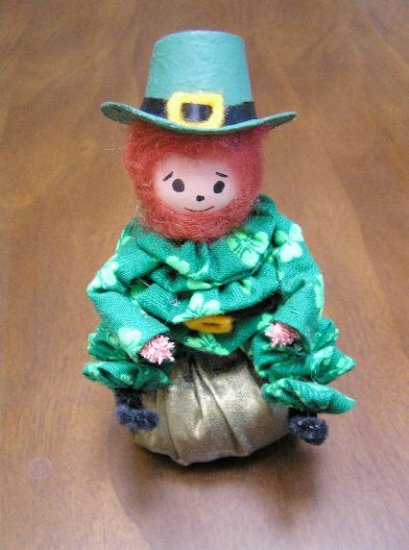 Little Irish Guy Yoyo pattern