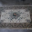 White Caucasion Rug 3 by 5