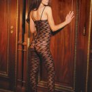 BODYSTOCKING with Open Crotch #DLG2121