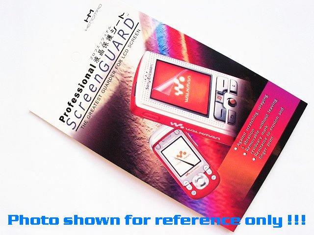 Screen Protector for Nokia 8600
