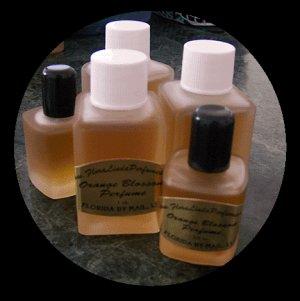 FloraLinda Orange Blossom Perfume - 1/2 oz.