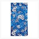 Blue Hyacinth Beach Towel