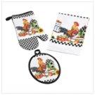 Cock-A-Doodle Kitchen Set