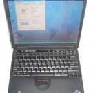 IBM ThinkPad T23 30gb 256mb DVD windows XP