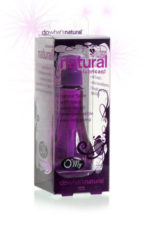 O'My All Natural Personal Lubricant