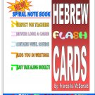 Hebrew Aleph-Bet Flash Cards