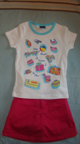 Childrens Place 2pc Outfit