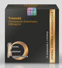 Trenbolone Enanthate Trenoid 100mg/ml