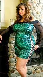 Off Shoulder Mini Dress with  Lace Plus Size