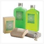Minty Lime Spa Basket Set(36385)