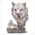 Fierce White Tiger Display(31404)