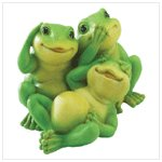 Playful Innocent Frogs(35635)