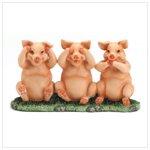 No Evil Piggies Here(34509)
