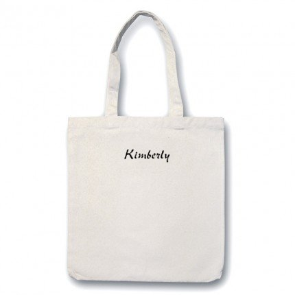 Tote Bag with Name