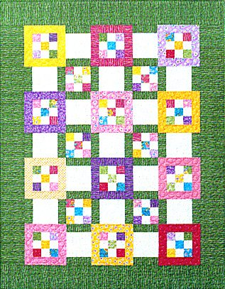 Atkinson Designs Tile Tango Quilt Top Pattern ATK-131