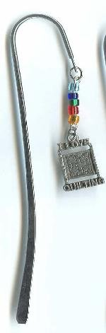 Quilters Metal Bookmark I Love Quilting  Book Mark Makes A Great Gift Idea!