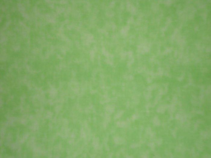 Santee Blender Lime Green Marbled Mottled Cotton Quilt Fabric Per 1/2 Yard