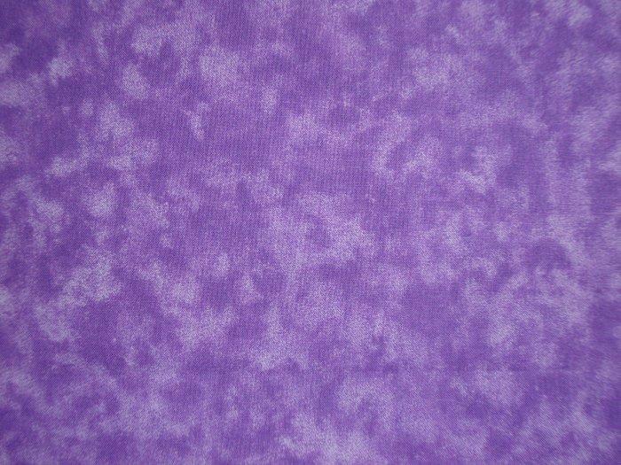 FQ Santee Blender Dark Grape Mottled Purple Marbled Cotton Quilt Fabric Fat Quarter
