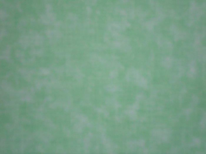 F8 Santee Blender Mint Green Marbled Mottled Cotton Quilt