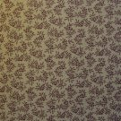 FQ Thimbleberries Club Paint Box Purple Branches on Cream RJR Quilt Fabric Fat Quarter