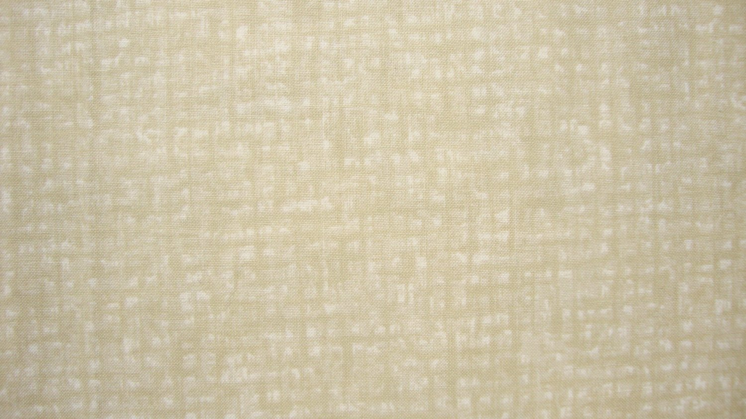 F8 Santee Blender Cream and Tan Basket Weave Crosshatch Cotton Quilt Fabric Fat Eighth F8th