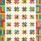 Atkinson Designs Star and Strips Quilt Top Pattern ATK-139