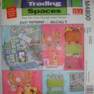 McCall's Trading Spaces Office Study Accessories Pattern M4800