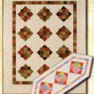 Atkinson Designs Merry Mosaic Quilt Top and Table Runner Pattern ATK-140