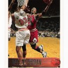 Michael Jordan 1996-97 Topps card