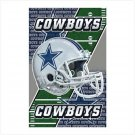 Dallas Cowboys 3-D Sign