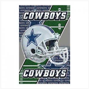 Dallas Cowboys 3-D Sign