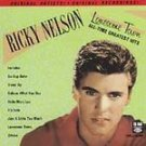 Lonesome Town by Rick Nelson (CD, Mar-1995, EMI-Capitol Special Markets)