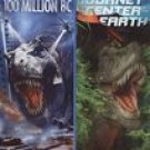 Journey to the Center of the Earth/100 Million B.C. (DVD, 2010)