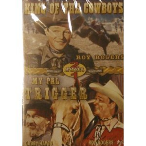 King Of The Cowboys / My Pal Trigger (1943)