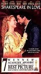 Shakespear In Love-1999-VHS