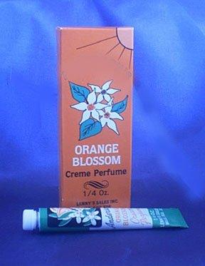 Vintage Anderson's Orange Blossom Cream Creme Perfume