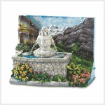 #38800 Alpine Courtyard Mini-Fountain