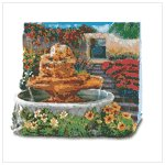 #38799 Country Garden Mini-Fountain