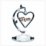 #30017 Hanging �Mom� Heart