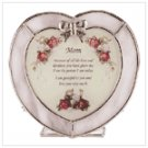 #33745 Heart Candleholder For Mom