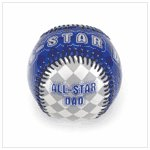 37624 All-Star Dad Baseball