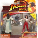 INDIANA JONES Figure Set MARION RAVENWOOD Henchman NEW