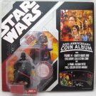 Star Wars DARTH VADER Figure & 30th Anniversary Coin Album MIB