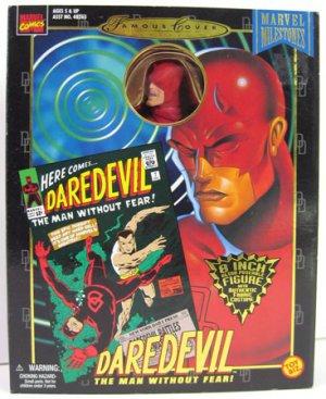 Marvel Famous Cover 8 inch Figure DAREDEVIL MIB 1998
