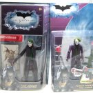 BATMAN Dark Knight JOKER Figure LOT 2 HEATH & Punch MOC