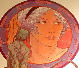 M KALUTA Art Portfolio Children Of The Twilight LOT 2