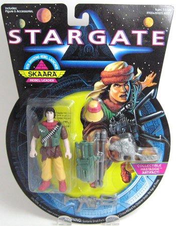 Vintage STARGATE Movie Figure SKAARA Mastadge Artifact